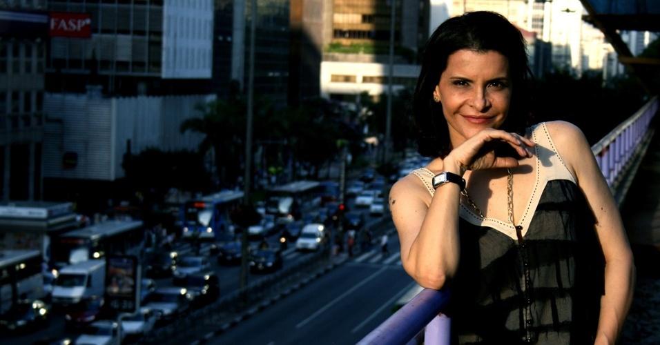 Marina Lima em São Paulo (26/06/2007)