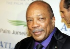 Quincy Jones - AFP PHOTO/KARIM SAHIB