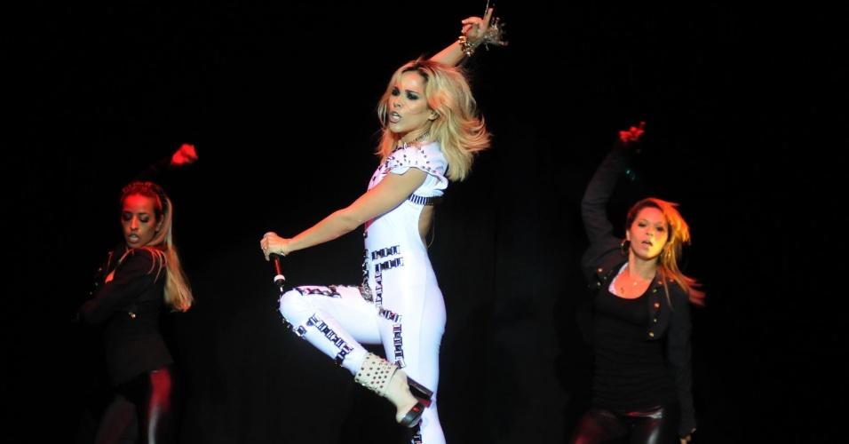 Wanessa abre o primeiro show de Beyoncé no Rio de Janeiro (0702/2010)