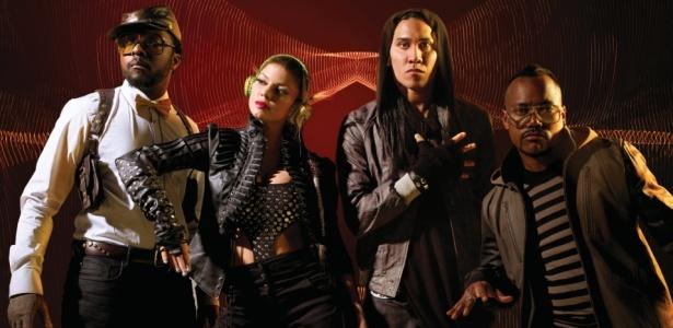 Os integrantes do Black Eyed Peas em foto de divulgação