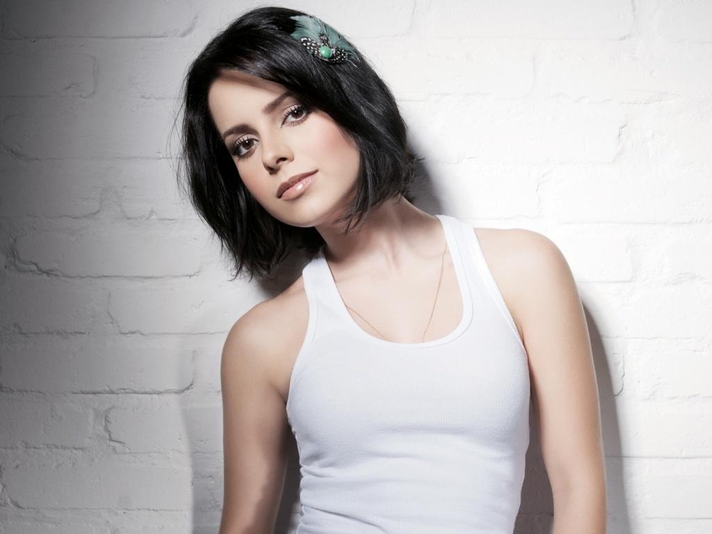 A cantora Sandy em imagem de divulgação do novo álbum solo