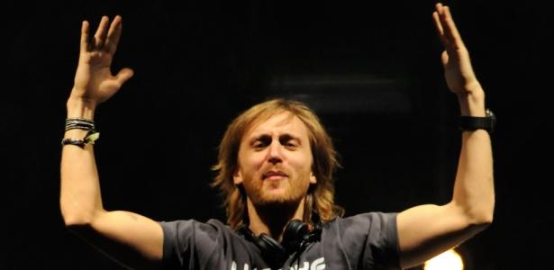O DJ franc�s David Guetta vai se apresentar para 2 milh�es de pessoas em Copacabana