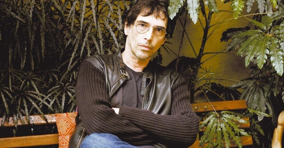 O cantor e compositor Lobão em foto de 2009