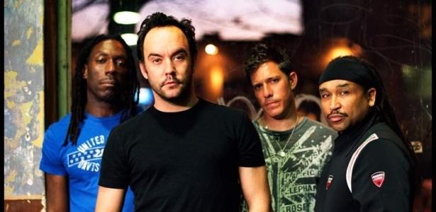 Sexto álbum de estúdio da Dave Matthews Band estreia no topo da listagem da Billboard