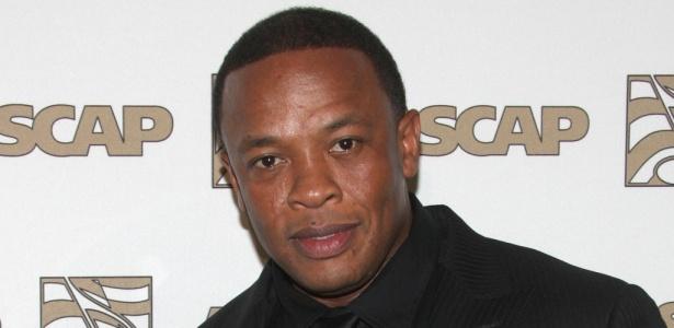 Dr. Dre em premiação musical em Los Angeles (25/06/2010)