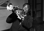 Louis Armstrong - Roger Viollet/AFP