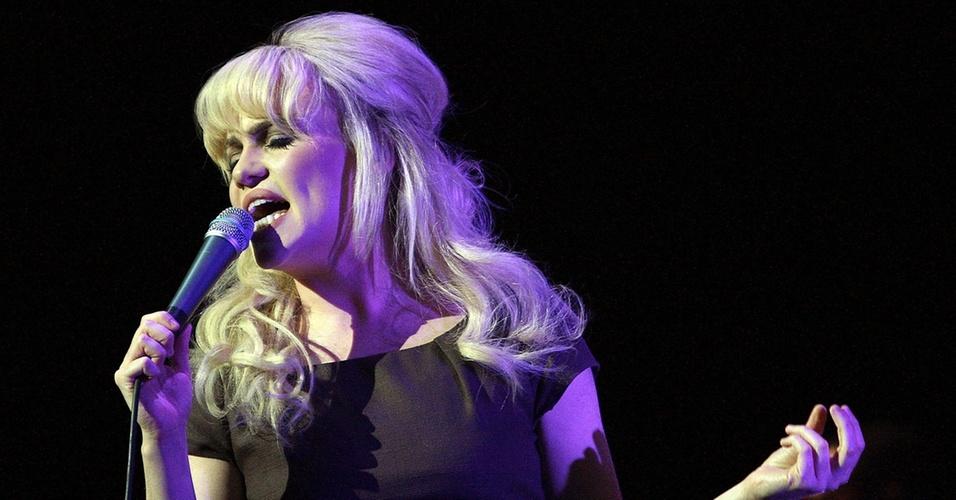 Duffy canta em show na Nova Zelândia (31/03/2009)