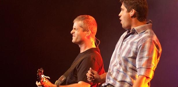 Victor e Leo fazem show no Rio de Janeiro do álbum