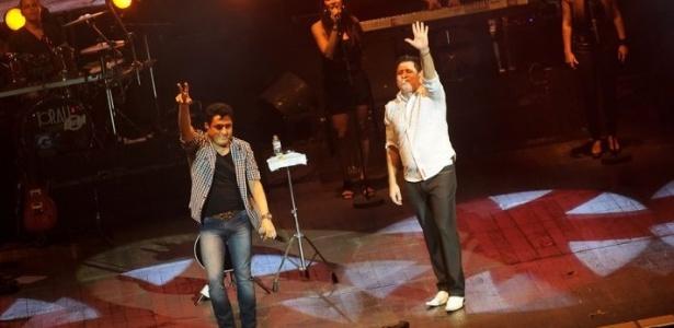 Dupla Bruno e Marrone se apresenta em São Paulo (21/6/11)