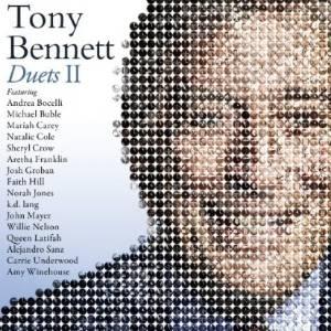 Capa do disco Duets II, de Tony Bennett