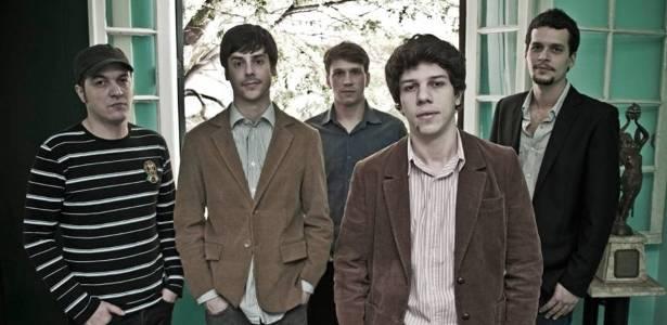 A banda Vanguart