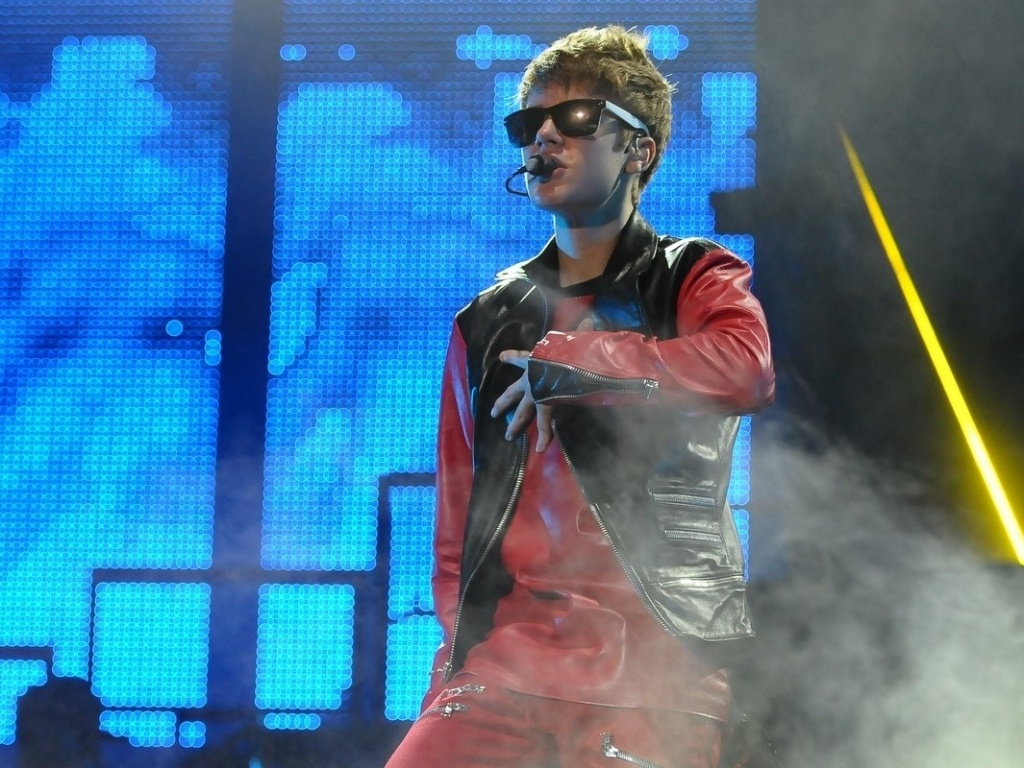 Justin Bieber faz show em São Paulo (8/10/11)