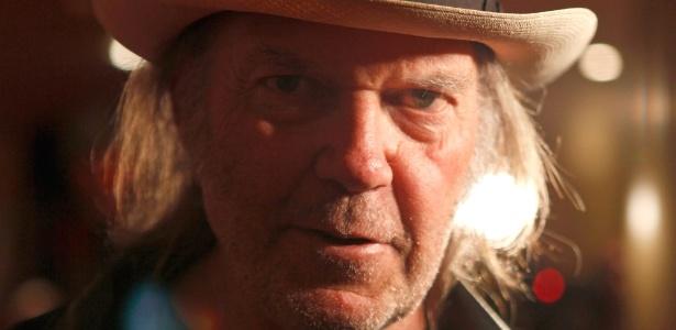 Neil Young na estreia de Neil Young's Life em Toronto, no Canadá (12/09/11)