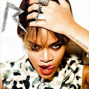 Capa de Talk That Talk, sexto álbum de estúdio de Rihanna