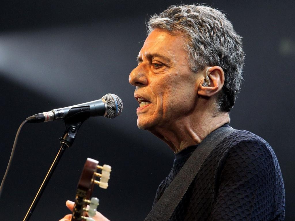 Chico Buarque faz show no Rio de Janeiro(05/1/12)