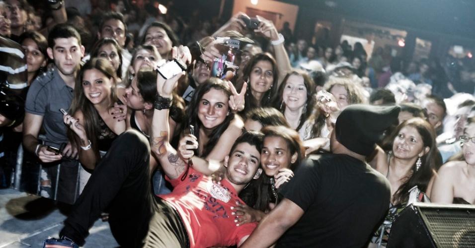 Show de Gusttavo Lima em Pompano Beach