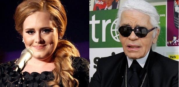 Madonna reprova comentário de Karl Lagerfeld sobre Adele