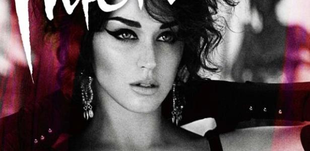 Katy Perry na capa da revista Interview do mês de março de 2012
