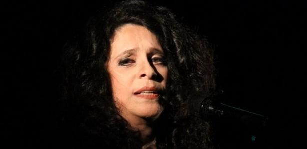 Gal Costa apresenta o álbum Recanto só para convidados no Rio de Janeiro (22/3/12)
