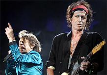 Show dos Rolling Stones em Massachusetts, EUA (20/09/06)
