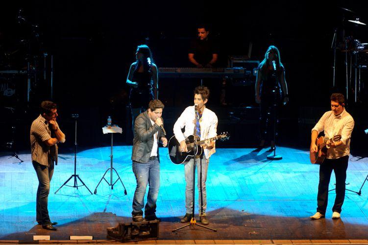 Show da dupla Bruno & Marrone no Via Funchal em São Paulo (21/6/11)