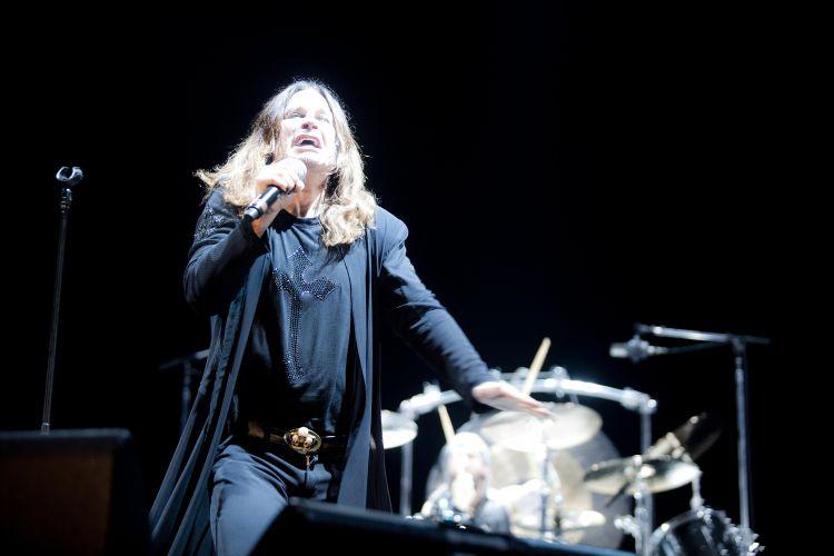 Ozzy Osbourne faz o segundo show de sua turnê brasileira para mostrar o show que promove o disco