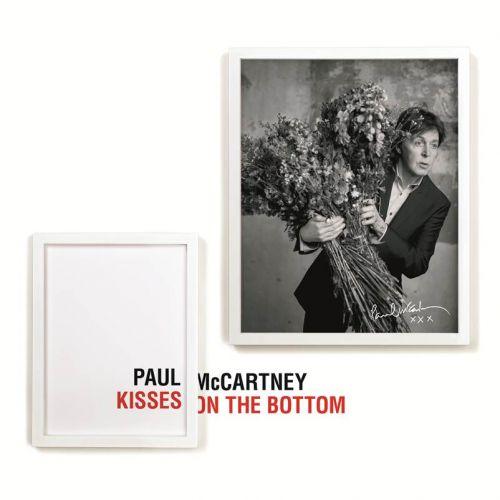 Capa do novo disco de Paul McCartney,