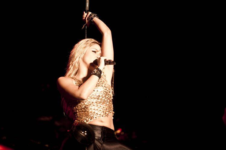 O Pop Music Festival deve receber 60 mil pessoas no estádio do Morumbi e conta com atrações como a colombiana Shakira (foto) e o DJ inglês Fatboy Slim