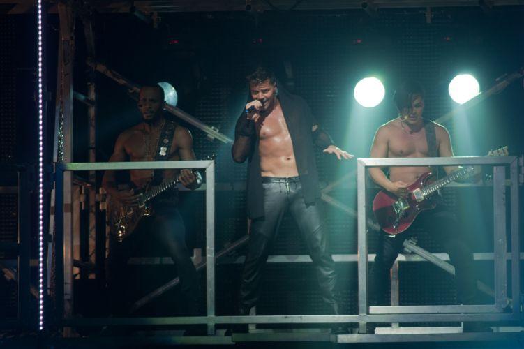 Antes de cantar a última música, Martin fez questão de se despedir do público carioca.