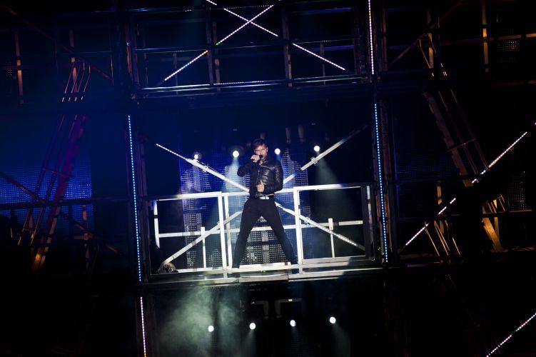 Ricky Martin se apresenta Porto Alegre com a turnê