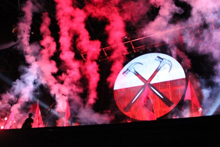 Roger Waters recria o espetáculo
