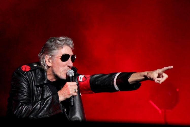 Roger Waters faz show da turnê