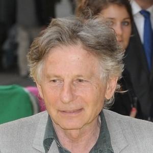 O diretor Roman Polanski durante a pré-estreia do filme Bruno, em Paris (16/06/2009)