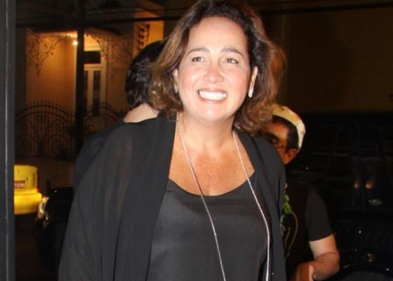 Claudia Jimenez no prêmio Contigo de Teatro (7/12/2009)