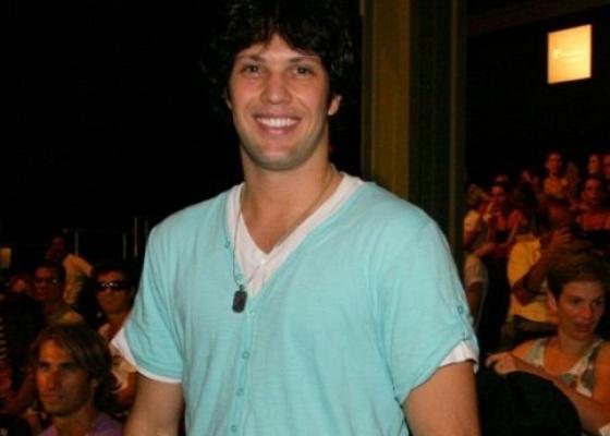 Gustavo Leão no Fashion Rio 2010 (12/1/2010)