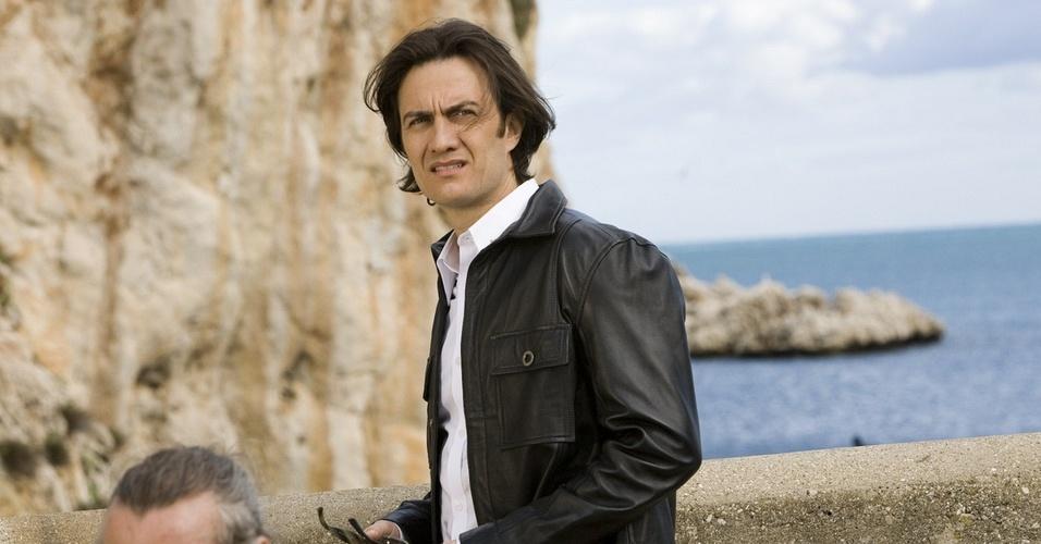 O ator Gabriel Braga Nunes
