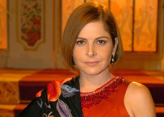 Drica Moraes saiu do hospital nesta sexta-feira