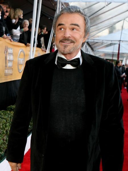 O ator Burt Reynolds em foto de 2008 - Frazer Harrison/Getty Images