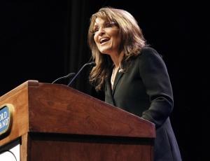 A ex-governadora do Alasca, e ex-candidata<br>a vice-presidente, Sarah Palin, é contrária à <br>construção de centro islâmico em Nova York