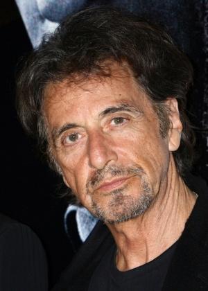 """O ator Al Pacino chega para a première de """"Righteous Kill"""" em Roma, na Itália (16/9/2008)"""