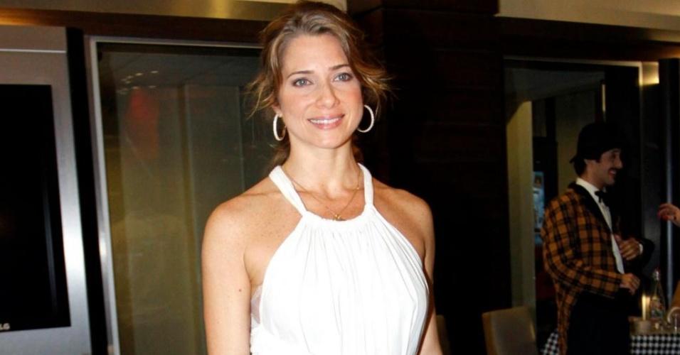 Letícia Spiller na pré-estreia do filme