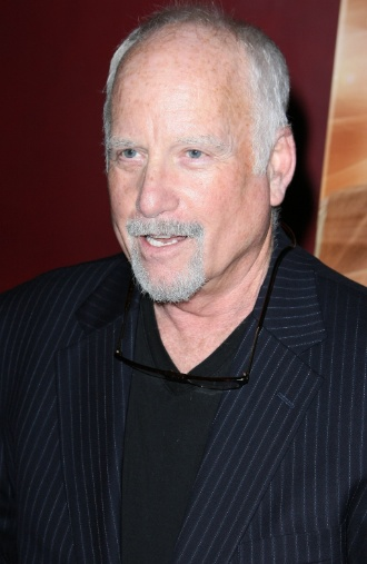 "O ator Richard Dreyfuss na première de ""The Lightkeepers"" em Hollywood (4/5/2010)"