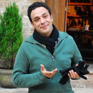 Marcelo Médici, que foi revelado pelo Multishow