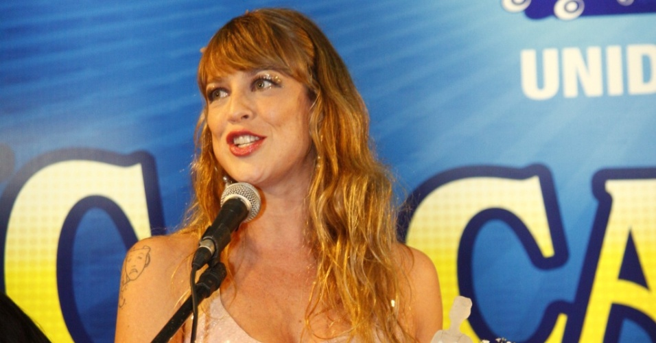 Luana Piovani é eleita