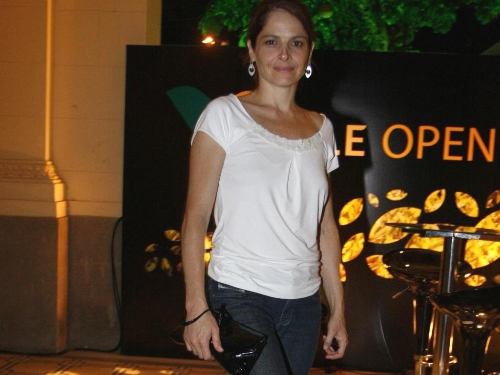 Drica Moraes em evento no Rio (29/11/09)