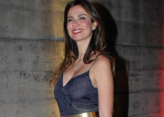 Luciana Gimenez em evento beneficente em São Paulo (29/7/10)