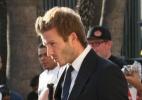 David Beckham leva os filhos ao jogo do Real Madrid em Los Angeles - Brainpix