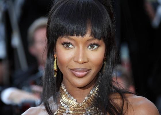 Naomi Campbell disse que não ganharia nada com depoimento falso em Haia; em foto de maio deste ano, a modelo no 63º Festival de Cinema de Cannes