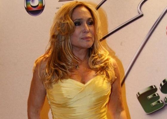 Susana Vieira durante a 25ª edição do