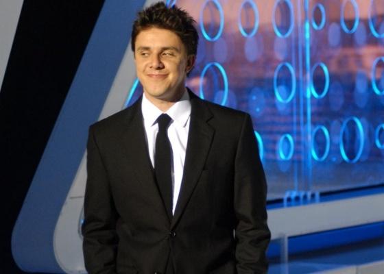 Oscar Filho, repórter do